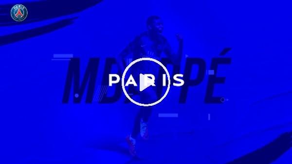 PSG, Kylian Mbappe transferini böyle duyurdu