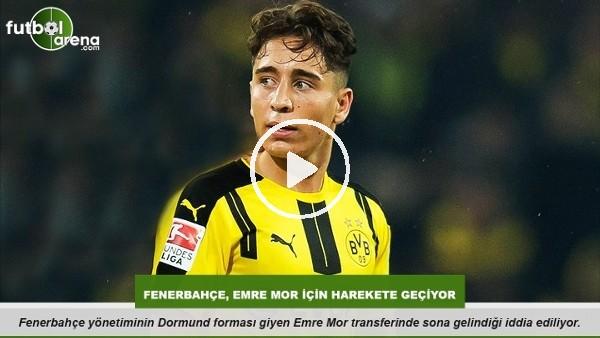 Fenerbahçe, Emre Mor için harekete geçiyor