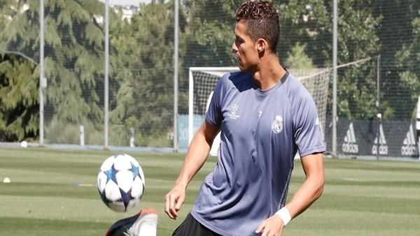 Cristiano Ronaldo idmanda coştu