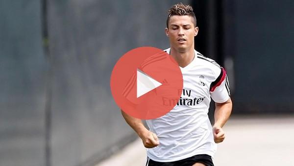 Ronaldo klasını konuşturdu