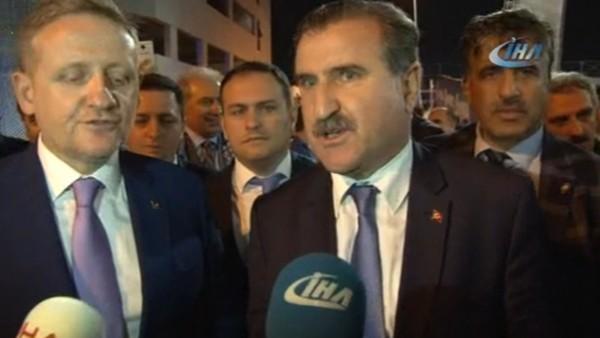 """Osman Aşkın Bak: """"Türk futbolu için önemli bir geceydi"""""""