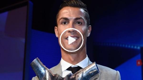 Cristiano Ronaldo'dan Buffon'a bir gol daha!