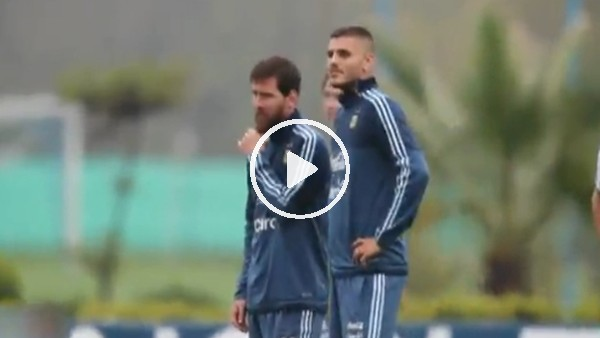 Lionel Messi, Joachim Löw'e özendi!