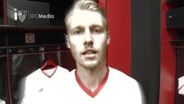 Sevilla, Kjaer'in transferini böyle duyurdu!