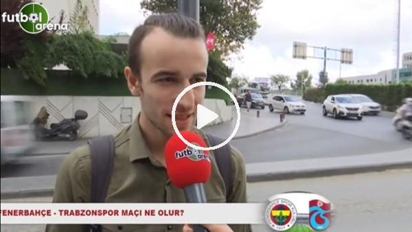 Fenerbahçe - Trabzonspor maçı nasıl sonuçlanır?