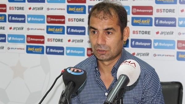 """Metin Diyadin: """"Son dakika golü bizim için iyi oldu"""""""