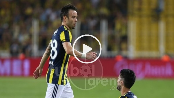 Fenerbahçe - Trabzonspor maçından kareler