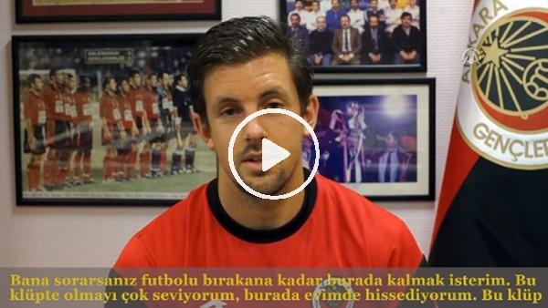 Hopf, futbolu Gençlerbirliği'nde bırakmak istiyor