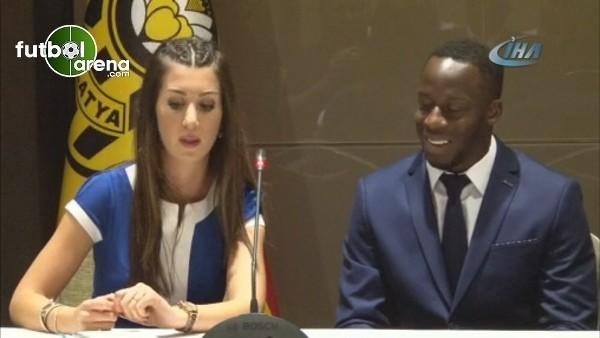 Cissokho, Evkur Yeni Malatyaspor'a imzayı attı