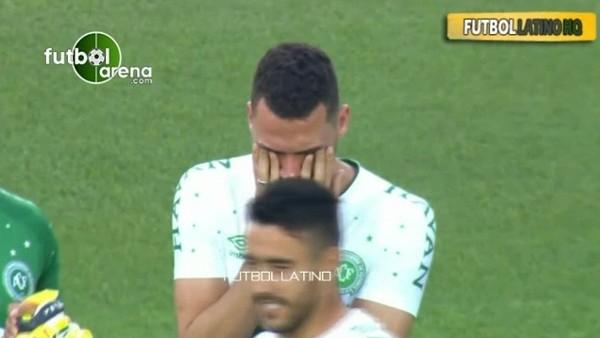 Camp Nou'da duygusal anlar