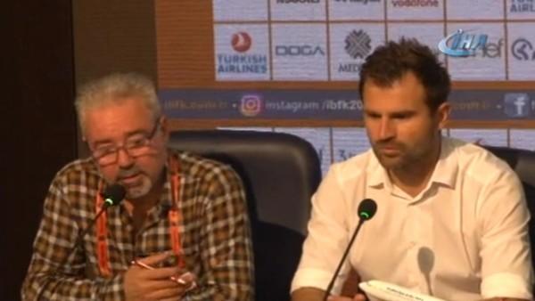 """Ivan Leko: """"Karşımızda çok güçlü bir takım vardı"""""""