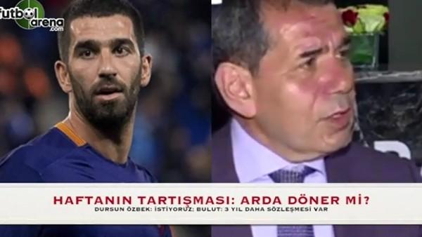 Haftanın tartışması: Arda Turan döner mi?