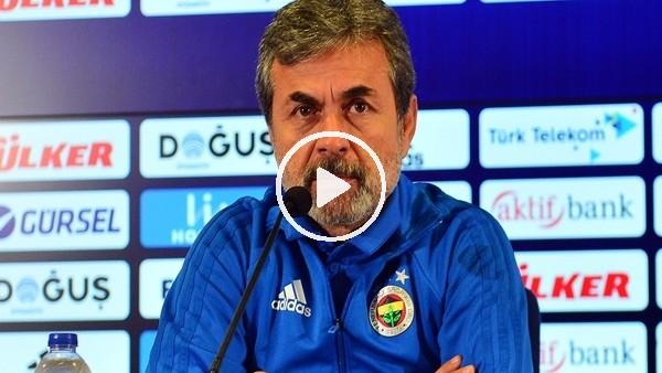 """Aykut Kocaman: """"Yediğimiz 2. golü çıkarmak için çaba göstereceğiz"""""""