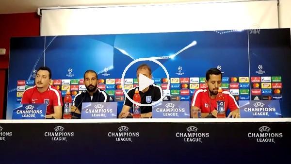 Abdullah Avcı'nın Sevilla maçı öncesi açıklamaları