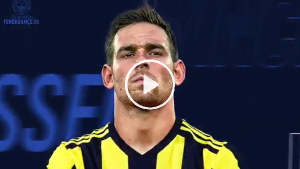 Fenerbahçe, Vincent Janssen transferini böyle duyurdu