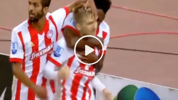 'Marko Marin'den akıl dolu bir gol!