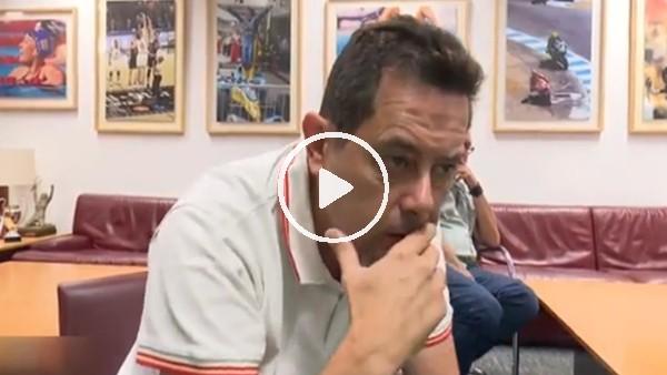 Real Madridli gazeteci yıkıldı!