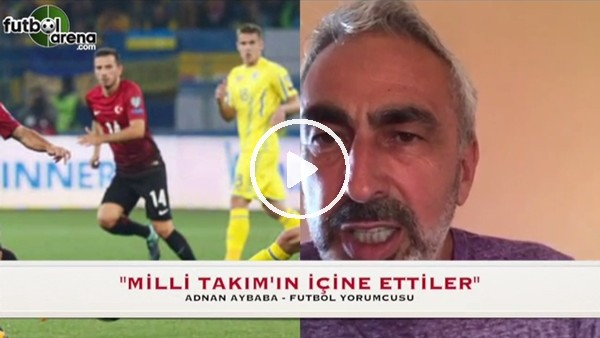 """Adnan Aybaba: """"Kaşar oyuncularıma mı kaldı milli takım?"""""""