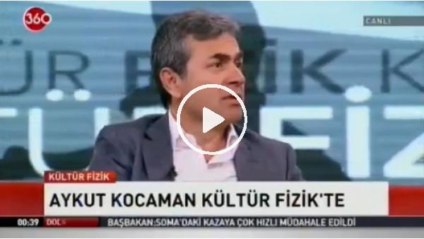 """Aykut Kocaman'ın 4 yıl önce """"Yabancı sınırı"""" hakkında görüşleri"""