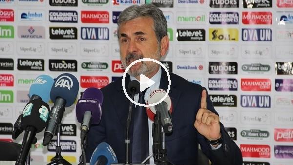 """Aykut Kocaman: """"Fenerbahçe gerekeni yapacaktır"""""""