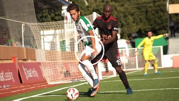 Bodrumspor 2-3 Gazişehir Gaziantep (Maç Özeti ve golleri)