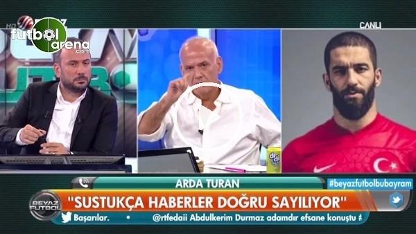 Arda Turan prim haberleriyle ilgili konuştu