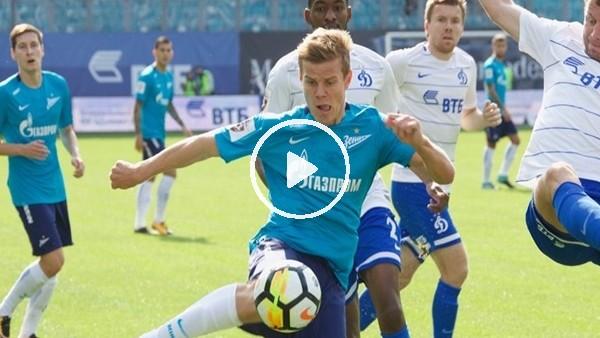 Dinamo Moskova 0-0 Zenit (Maç Özeti ve golleri)