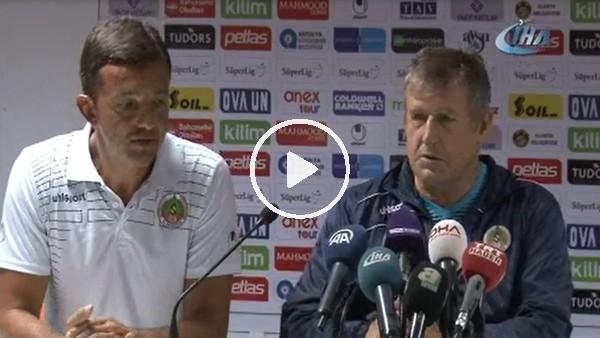 Susic'ten Fenerbahçe maçı sonrası itiraf