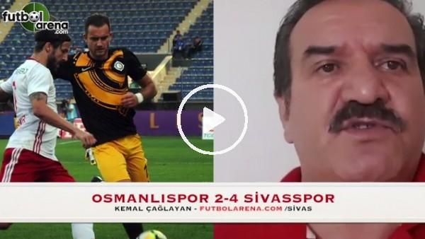 """Sivasspor moral buldu"""