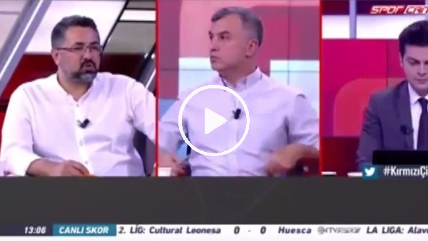 Serdar Ali Çeliker Aykut Kocaman'a; ''Alanya'ya karşı savunma...''