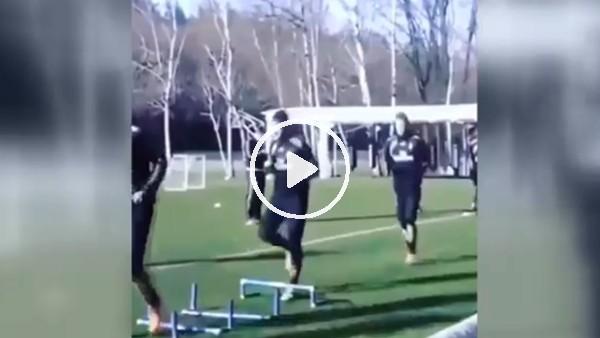 Mario Balotelli, Nice antrenmanında fark yarattı!