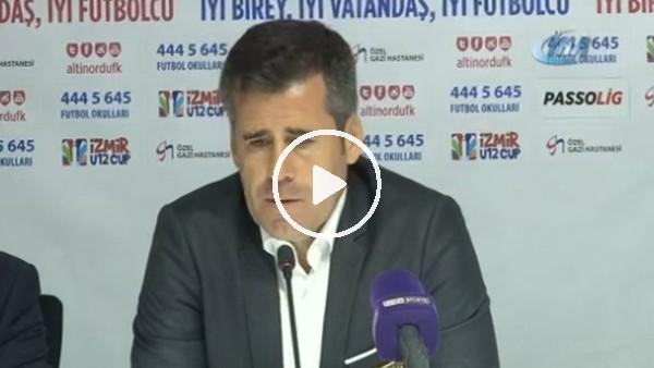 """Hüseyin Eroğlu: """"Kırmızı kart dengemizi bozdu"""""""