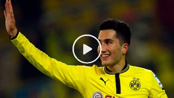 Nuri Şahin'in Borussia Dortmund'ta efsane olduğu anlar