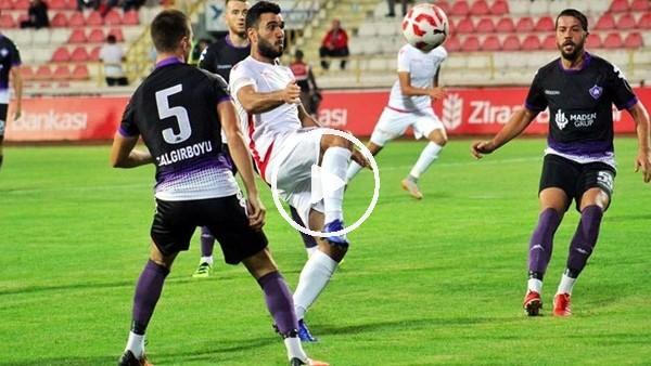 Boluspor 3-0 Sinopspor (Maç Özeti ve golleri)