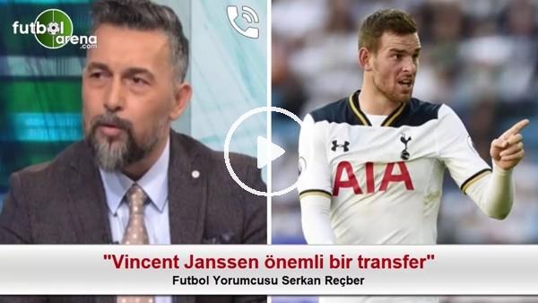 """Vincent Janssen önemli bir transfer"""