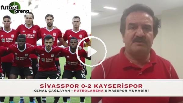 """""""Sivasspor evdeki bulgurdan oldu"""""""