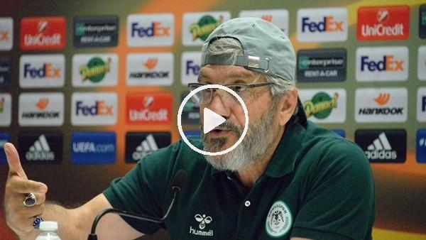 """Mustafa Reşit Akçay: """"İşimizin çok zor olduğunu biliyoruz ama imkansız değil"""""""