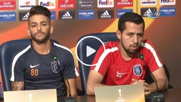 "Junior Caiçara: ""Çok kuvvetli ekibe karşı oynayacağız"""