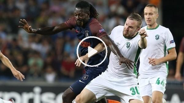 Medipol Başakşehir - Ludogorets maçından kareler