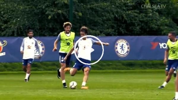 David Luiz'den şık gol