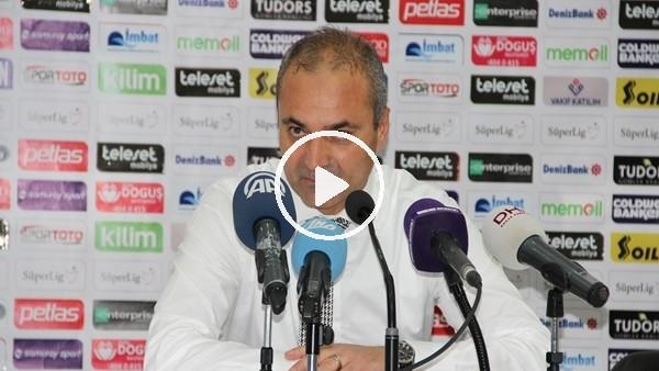 """Erkan Sözeri: """"Pozisyon vermeden mağlup olduk"""""""