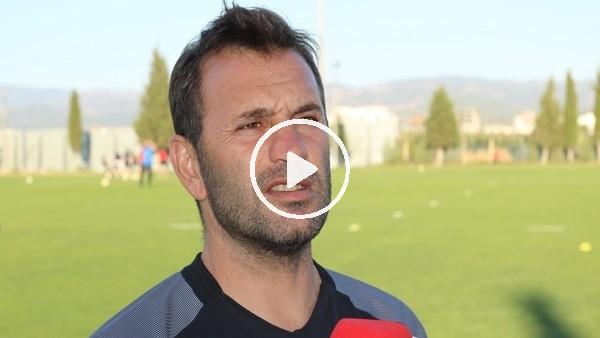 """Okan Buruk: """"Türk futbolunda sorun yabancı değil, alt yapı sorunudur"""""""