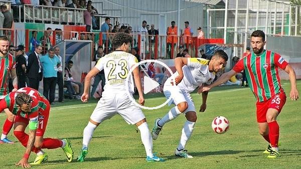 Diyarbekirspor 0-1 İstanbulspor (Maç Özeti ve golleri)