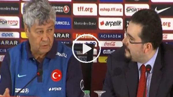 """Lucescu: """"Ukrayna maçındaki hakem hataları kasıtlı"""""""