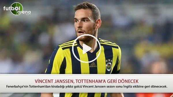 Janssen, Tottenham'a geri dönecek