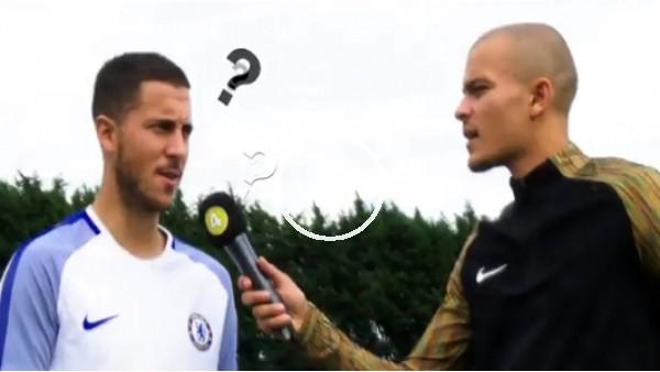 Eden Hazard ile delirmeceler!