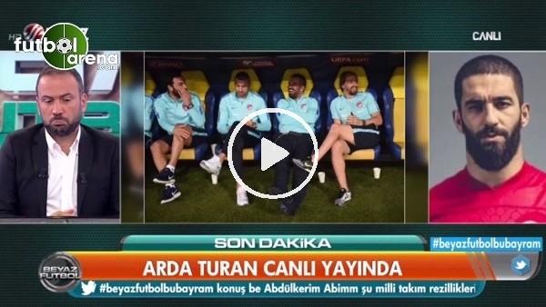 Arda Turan fotoğrafın perde arkasını anlattı!