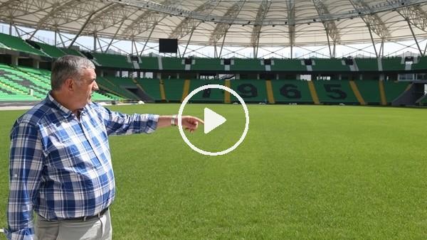 Başbakan talimat verdi, Sakarya stadına 27 Eylül'de kavuşuyor