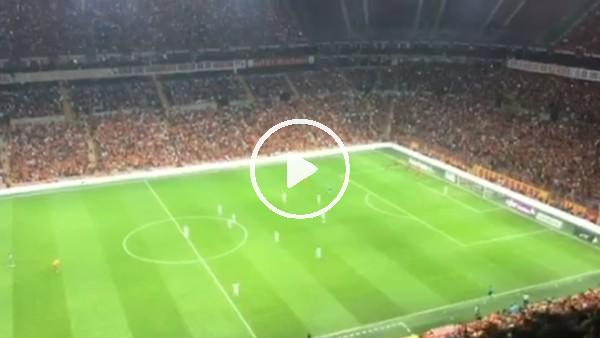 Gomis'in 2. golünde stat yıkıldı