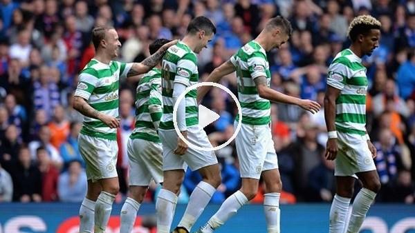 'Glasgow Rangers 0-2 Celtic (Maç Özeti ve golleri)